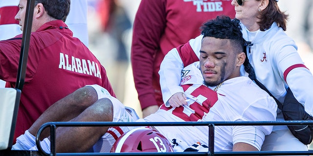 Paul Finebaum Reacts To Tua Tagovailoa's Injury vs. Mississippi State