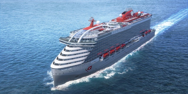 Valiant Lady becomes the second liner in Virgin Voyages' fleet after Scarlet Lady.