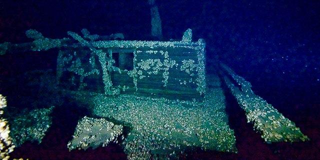 W.C. Cabin nghiêm khắc của Kimball. (Steve Wimer II)