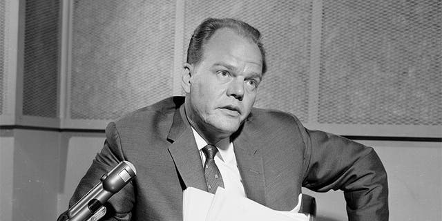 Radio broadcaster Paul Harvey.