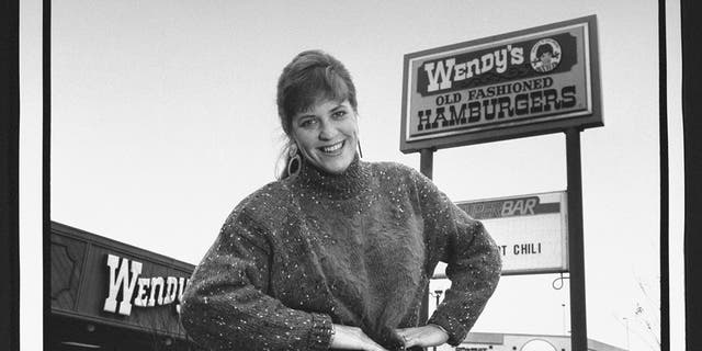 "According to Thomas-Morse, her father knew upon founding the hamburger chain in 1969 that he needed a ""character"" to serve as the face of the brand."
