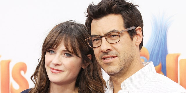 Zooey Deschanel and ex-husband Jacob Pechenik split in early September.