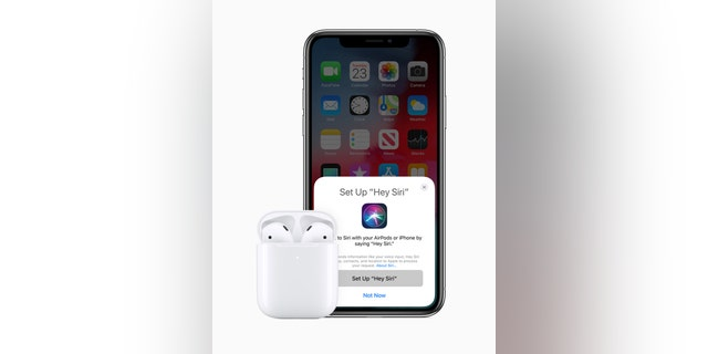 A quick tap on the volume slider in Control Center makes it easy to switch between Active Noise Cancellation and Transparency modes. (Credit: Apple)