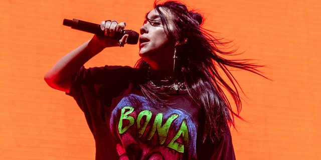 Billie Eilish scored six Grammy Award nominations, Wednesday, Nov. 20, making the 17-year-old the youngest artist in the history of the Grammys to achieve the feat.