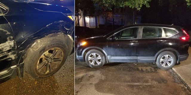 Blanchard's car was found two days after she was last seen at an apartment complex in Montgomery.