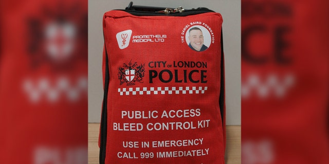 Bleed control kits are meant to by time until first responders arrive.