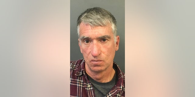 Mugshot for ex-detective Brian Fanion, 55.