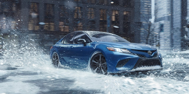Toyota Camry and Avalon get all-wheel drive