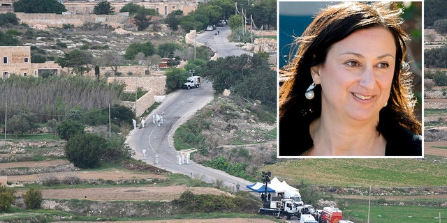 Caruana Galizia was killed in a car bombing outside her home in October 2017.  Prior to her death, she had reported to police that she was receiving threats.