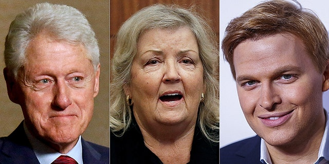 "Juanita Broaddrick has long claimed Bill Clinton raped her, and now Ronan Farrow thinks the case is ""overdue for revisiting."""