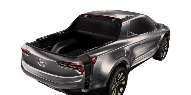Alabama-built Hyundai Santa Cruz pickup in the works   Fox ...