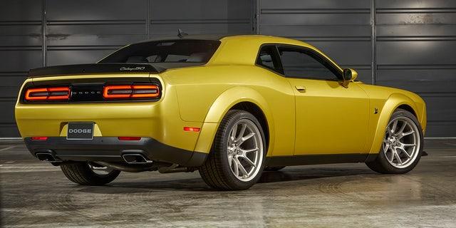 LA Auto Show: The 50th anniversary Dodge Challenger is a future collectible