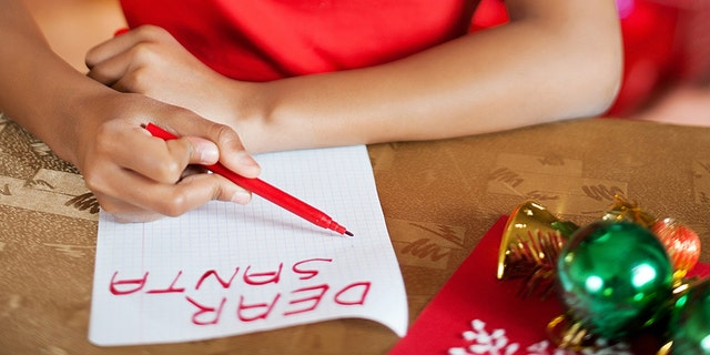 Children have asked Santa for a variety of gifts this year, including Nintendo Switches, MacBook laptops, and even a pet lizard.