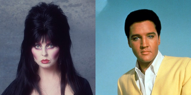Cassandra Peterson said she never forgot the advice she received from Elvis Presley.