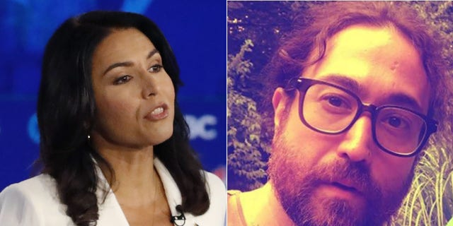 As Democrat Tulsi Gabbard tries to qualify for the Democrats' December debate, she's receiving help from musician Sean Ono Lennon.