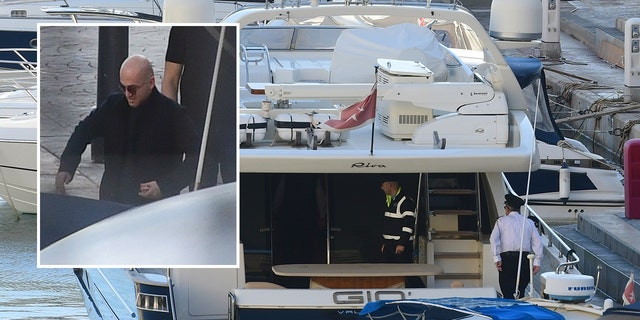 Police arrested Fenech on his yacht last week, intercepting it on a course out of the country.
