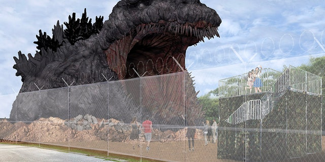 The attraction, and the Godzilla at its center, are scheduled to open in summer 2020.