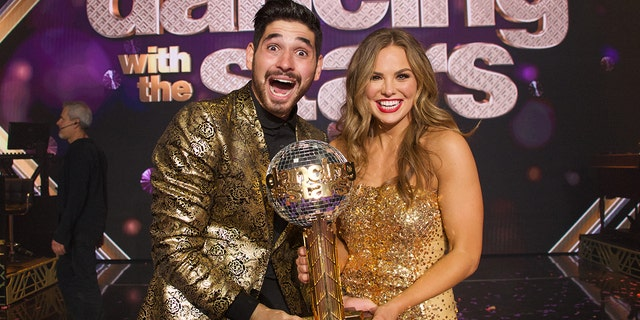 "Hannah Brown and Alan Bersten are the winners of Season 28 of ""Dancing With the Stars."