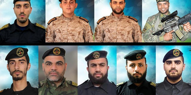 Terrorists killed by the Israel Defense Forces, most from a group called Islamic Jihad, according to the IDF.