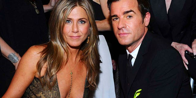 Jennifer Aniston and Justin Theroux announced their divorce in 2018 after two years of marriage.