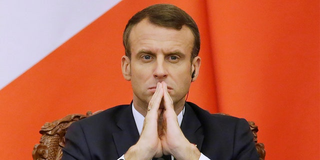 French President Emmanuel Macron is speaking out about the future of NATO following recent actions from the U.S.