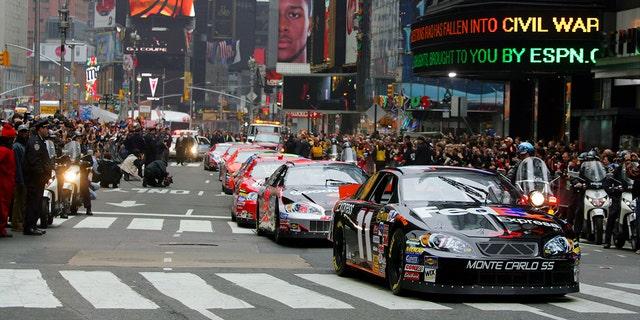 Westlake Legal Group nas1 NASCAR may add street racing in 2021, report says Gary Gastelu fox-news/auto/nascar fox-news/auto/attributes/racing fox news fnc/auto fnc e86431b3-bb88-594a-aa9f-c6591dbdce87 article