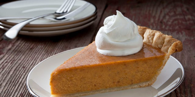 Did these pies go through customs? Americans traveling abroad at Heathrow Airport were surprised with a taste of home this morning, as Whole Foods teamed up with the airport to bring them pumpkin pies at the baggage claim.