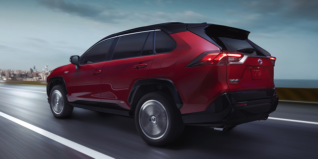 Westlake Legal Group rav1 L.A. Auto Show: The 2021 Toyota Rav4 Prime is a powerful plug-in hybrid Gary Gastelu fox-news/news-events/los-angeles-auto-show fox-news/auto/style/suv fox-news/auto/make/toyota fox-news/auto/attributes/hybrids fox news fnc/auto fnc d5c850d5-d13b-5ea2-a04c-33dcbdc0b0b1 article