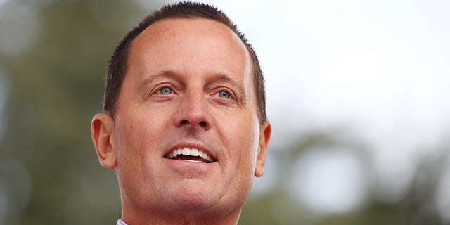 """Richard Grenell U.S. Ambassador to Germany said the comparison to China was an """"insult"""" to Americans. REUTERS/Denis Balibouse - RC18C8BFC460"""