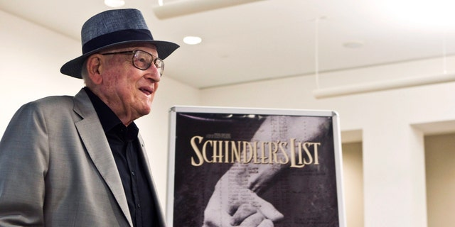 """Lustig, an Oscar-winning Croatian film producer and Holocaust survivor, has died at 87. The Yad Vashem center in Jerusalem said Lustig died Thursday, Nov. 14, 2019 in Zagreb, the capital of his native Croatia. Lustig is best known for winning Academy Awards for Best Picture for Steven Spielberg's """"Schindler's List"""" and for Ridley Scott's """"Gladiator."""""""