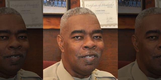 Sheriff John Williams Sr., who was fatally shot Saturday night, was devoted to his community, those who knew him say. (Alabama Sheriffs Association)