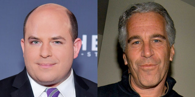 "CNN's Brian Stelter completely ignored an ongoing scandal about ABC News killing a Jeffrey Epstein story on his ""Reliable Sources"" media show."