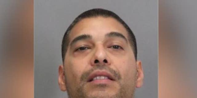 Jorge Alberto Lopez, 37, of Santa Clara, has been charged with felony vandalism, authorities say. (Santa Clara Police Department)