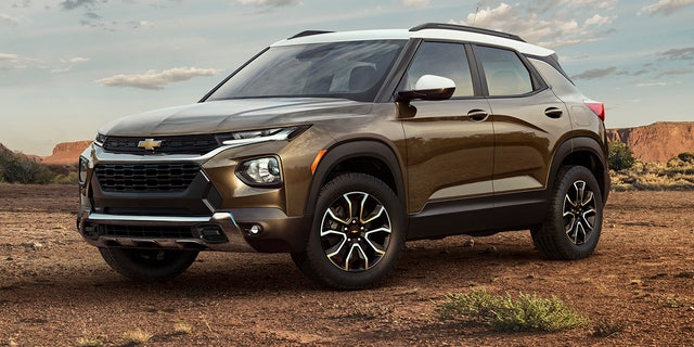 The ACTIVE has a front end design that provides extra ground clearance.