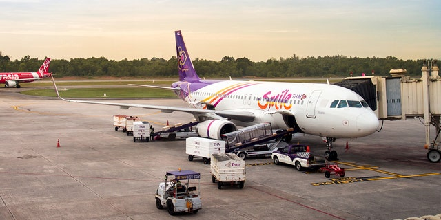 On Thursday, a Thai Smile flight WE169 from Chiang Mai, Thailand to Bangkok was preparing to taxi when an unnamed male passenger exploded in a bizarre outburst and ripped an emergency exit door clean off its hinges.