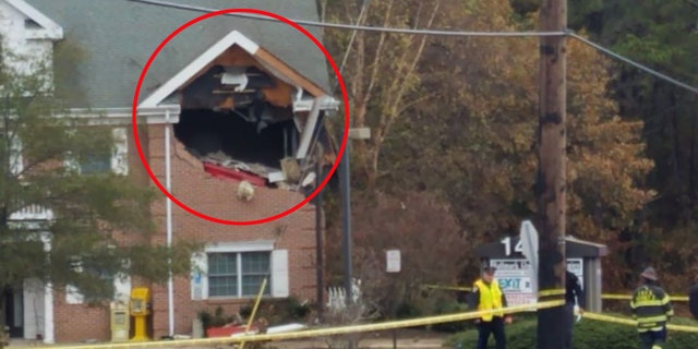 How a Porsche flew into 2nd floor of a building, killing two
