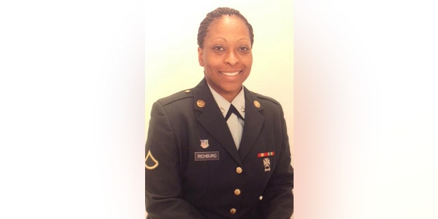 """""""I was stationed in Fort Leonard Wood, Missouri, Fort Benning, Georgia, Fort Sam Houston, Texas and Fort Wainwright, Alaska,"""" she recalled of her enlisted years."""