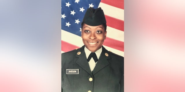 From 2001 to 2006, Tracey Richburg, pictured, worked as a medical lab specialist in the Army, a role that took her all over the country.