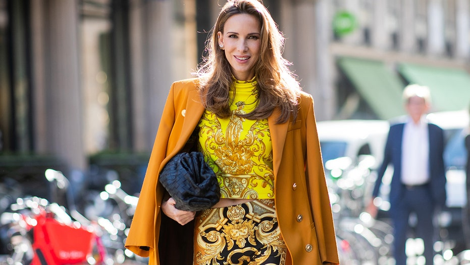 Image result for Fashion and travel blogger Alexandra Lapp, 44, credits age for her success