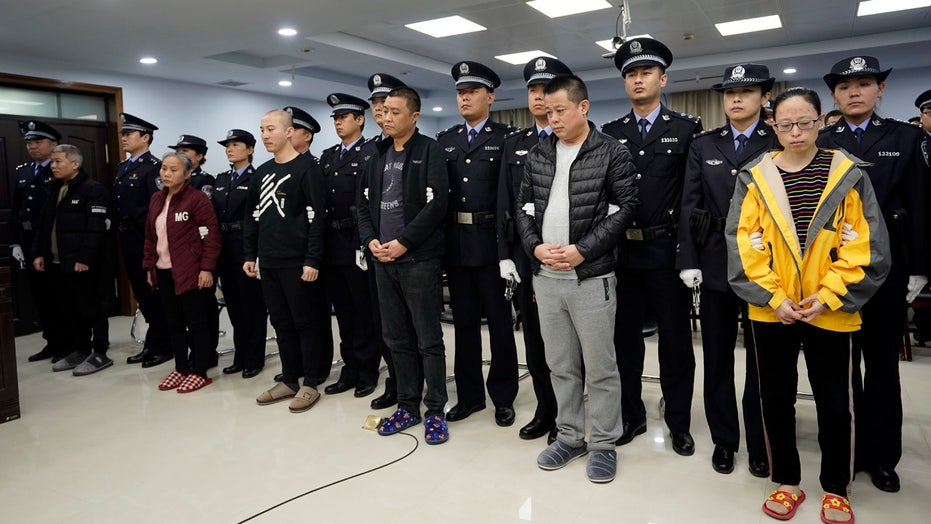 Image result for Fentanyl trafficker in China sentenced to death