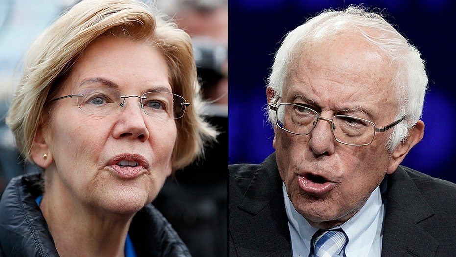 Liberals call out Sen. Elizabeth Warren's Medicare-for-all plan