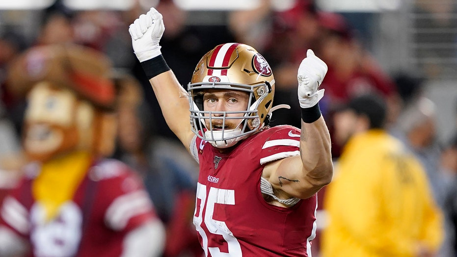 Image result for george kittle""