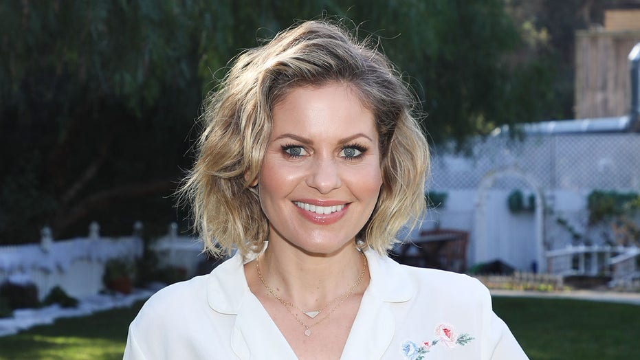 Candace Cameron Bure says she'd rather 'share Jesus with people' than return to 'The View'