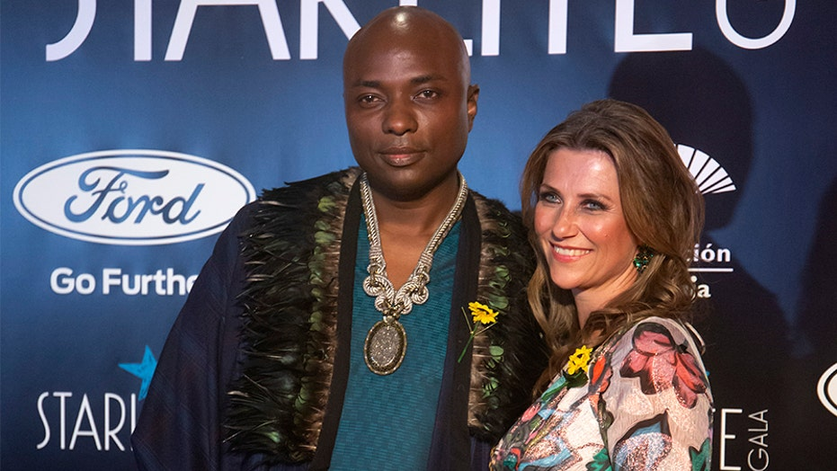 Princess Martha Louise of Norway says she's planning a move to the U.S. after finding love with Shaman Durek