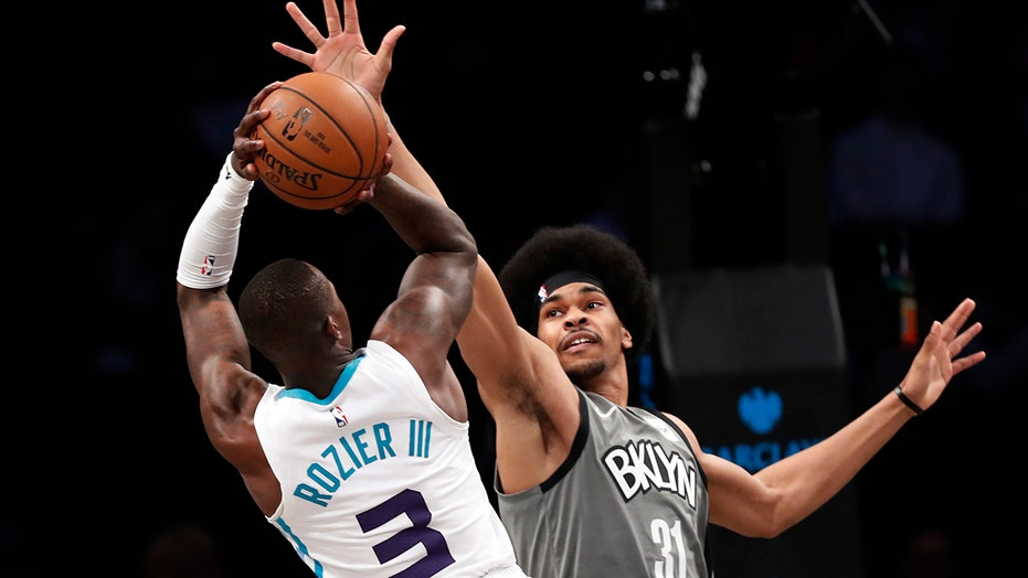 Hornets' Terry Rozier raises eyebrows with video amid team's two big moves