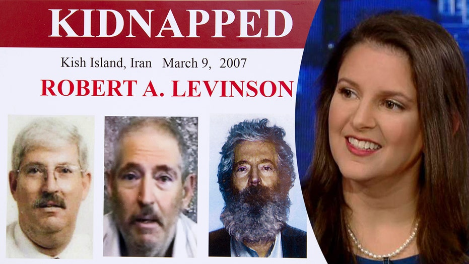 Family calls on Iran to release missing American Robert Levinson