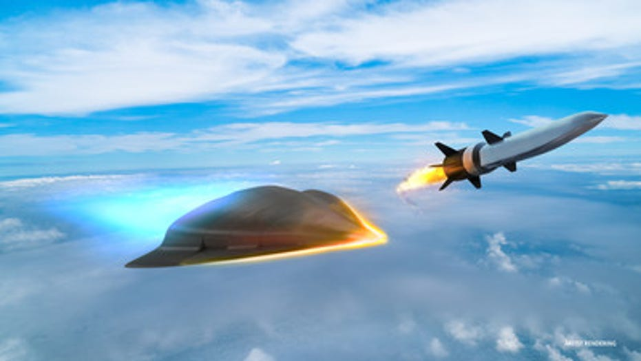 Pentagon develops self-guiding, 'autonomous' hypersonic weapons
