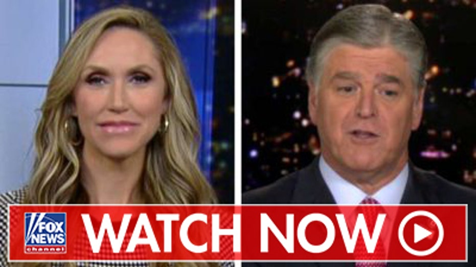 Lara Trump: President works for the American people, threatens corrupt politicians' way of life