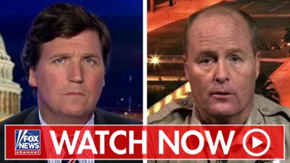 Arizona border sheriff reacts to cartel murders