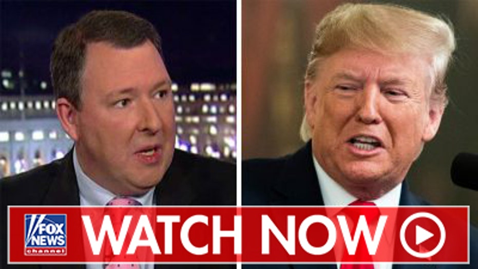 Marc Thiessen comments on Trump impeachment inquiry